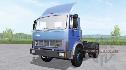 МАЗ 5432 4x4 v1.1 для Farming Simulator 2017