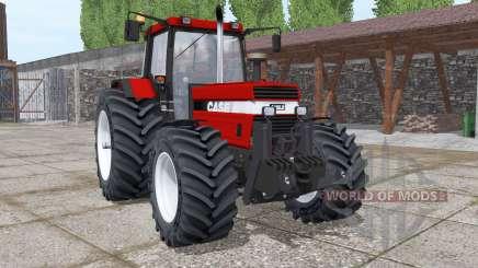 Case IH 1255 XL new sound effects для Farming Simulator 2017