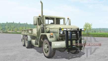 M35A2 v2.0 для Farming Simulator 2017