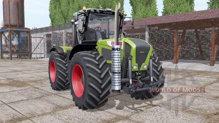 CLAAS Xerion 3300 Trac VC dynamic pants для Farming Simulator 2017