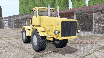 Кировец К 700 ранний выпуск для Farming Simulator 2017