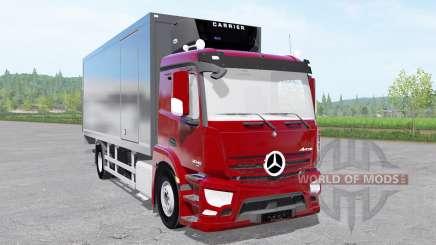 Mercedes-Benz Antos 2040 2012 для Farming Simulator 2017