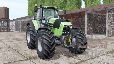 Deutz-Fahr Agrotron 7210 TTV IC functions v1.1.1 для Farming Simulator 2017