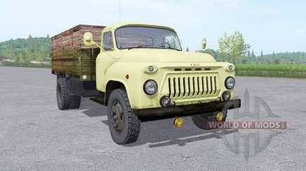 ГАЗ 52 со сменяемым кузовом для Farming Simulator 2017