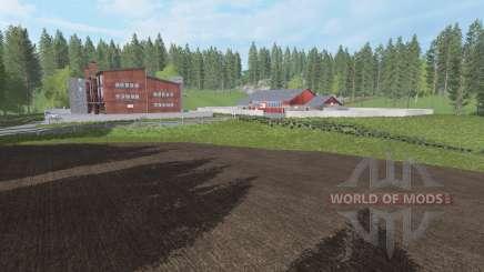HoT online Farm v1.11 для Farming Simulator 2017
