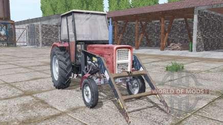 URSUS C-360 front loader v2.0 для Farming Simulator 2017