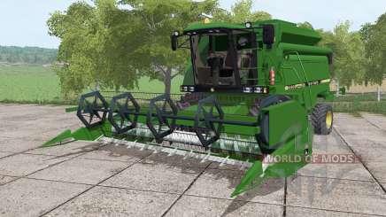 John Deere 2058 v1.1 для Farming Simulator 2017