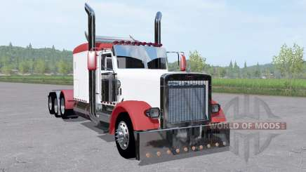 Peterbilt 389 custom для Farming Simulator 2017