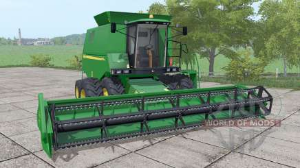 John Deere 1550 4x4 для Farming Simulator 2017