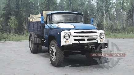 ЗиЛ-130 4x4 для MudRunner
