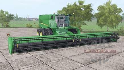 John Deere S790 для Farming Simulator 2017