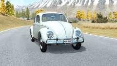 Volkswagen Beetle 1963 v1.1 для BeamNG Drive