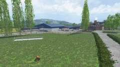 The Day House Farm v2.2 для Farming Simulator 2015