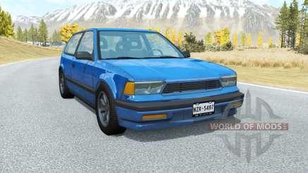 Ibishu Covet Honda B20 engine v0.1 для BeamNG Drive