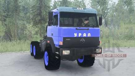 Урал 44202-3511-80 v3.0 для MudRunner