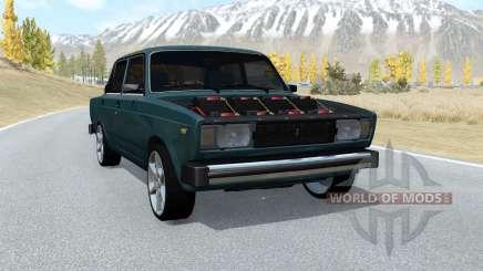 LADA Жигули (2105) 1997 электро для BeamNG Drive